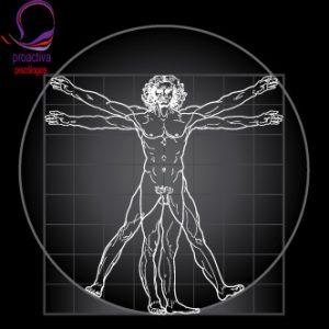 Hombre de Vitruvio - LdV