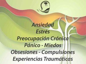 Ansiedad, Estrés, Preocupación Crónica, Pánico, Miedos, Obsesiones, Compulsiones, Experiencias Traumáticas